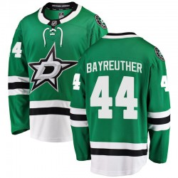 Gavin Bayreuther Dallas Stars Youth Fanatics Branded Green Breakaway Home Jersey