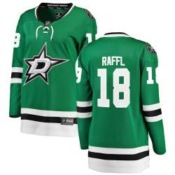 Michael Raffl Dallas Stars Women's Fanatics Branded Green Breakaway Home Jersey