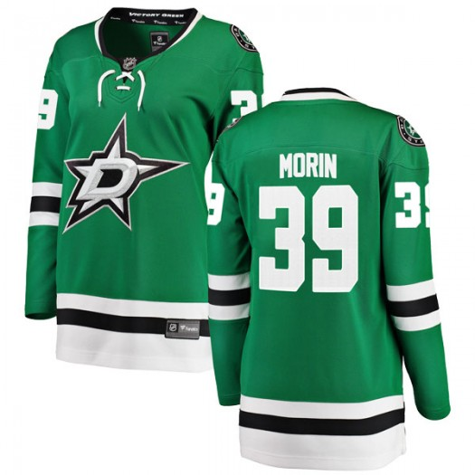 Travis Morin Dallas Stars Women's Fanatics Branded Green Breakaway Home Jersey