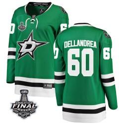 Ty Dellandrea Dallas Stars Women's Fanatics Branded Green Breakaway Home 2020 Stanley Cup Final Bound Jersey